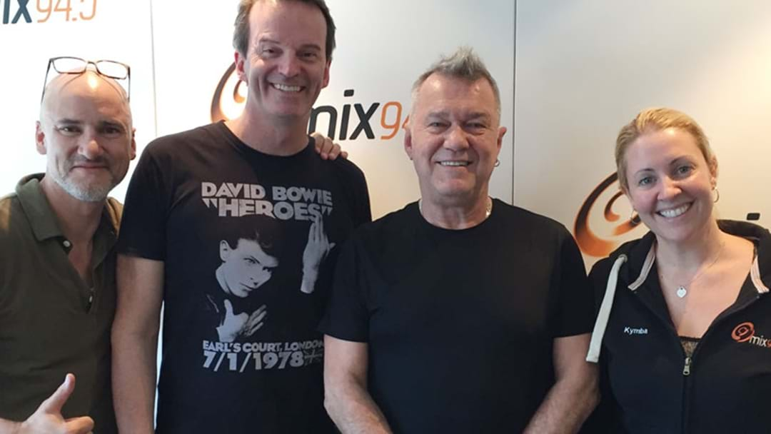Jimmy Barnes, The Working Class Man, In Full