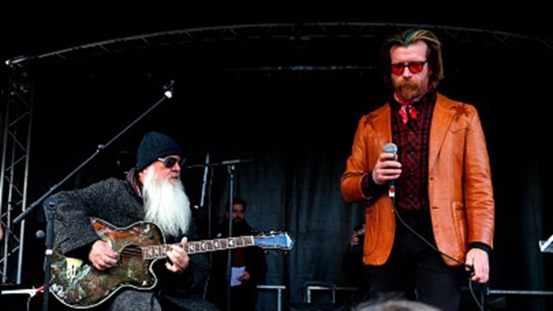 Eagles Of Death Metal Perform Surprise Tribute In Paris