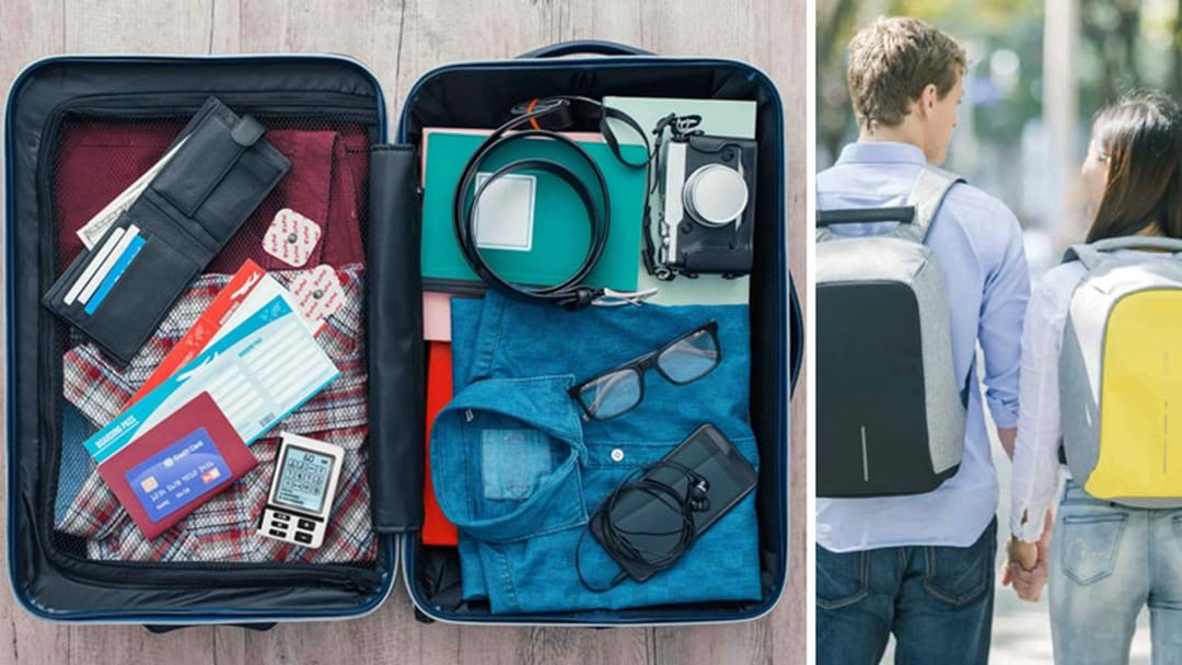 5 Xmas Pressie Ideas For The Traveller In Your Life