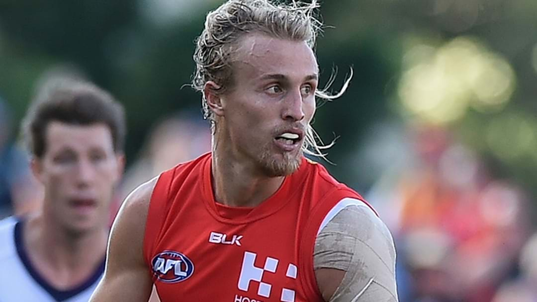 Delisted Trio Training With Carlton