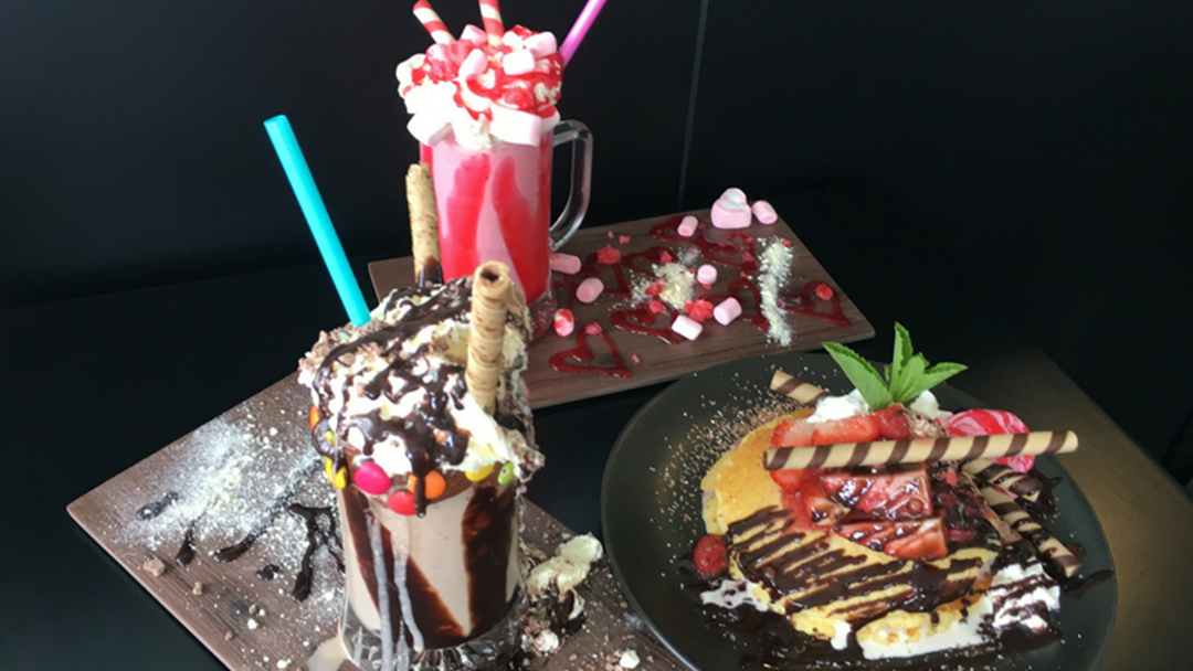 New Southport cafe serves up MONSTER freak shakes