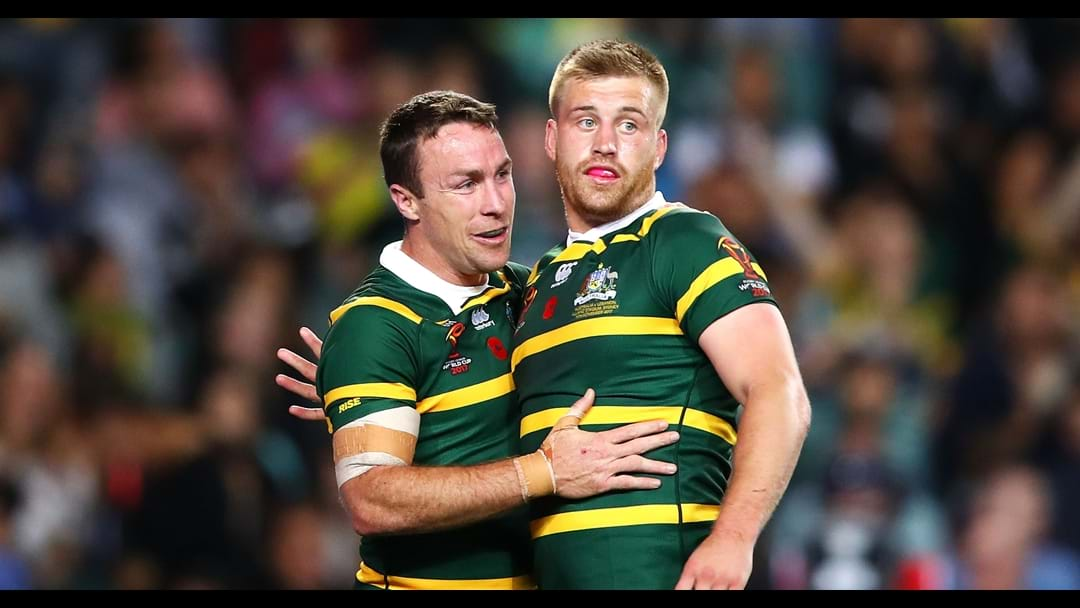 Matty Johns Surprised By One Key Omission From The Kangaroos Squad