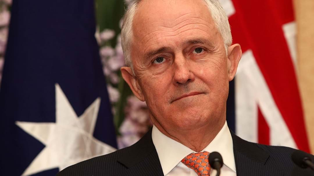 Malcolm Turnbull Gives Us His Thoughts On The Same Sex Marriage Result