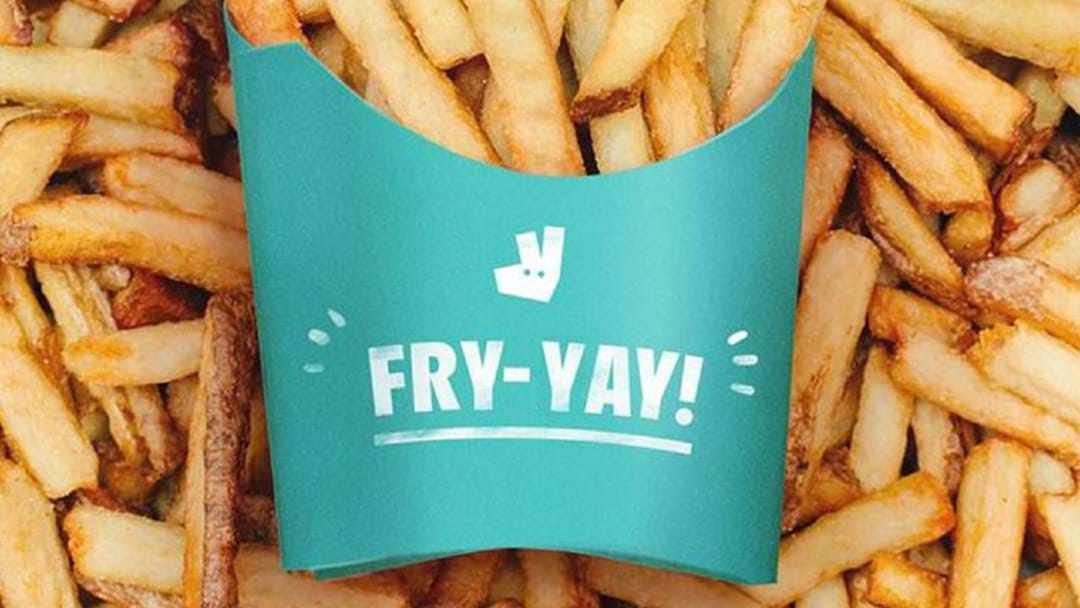 Celebrate Friday With Free Fries And Fry-Yay