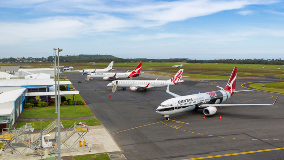 Coffs Harbour Airport Awarded Large Regional Airport of the Year