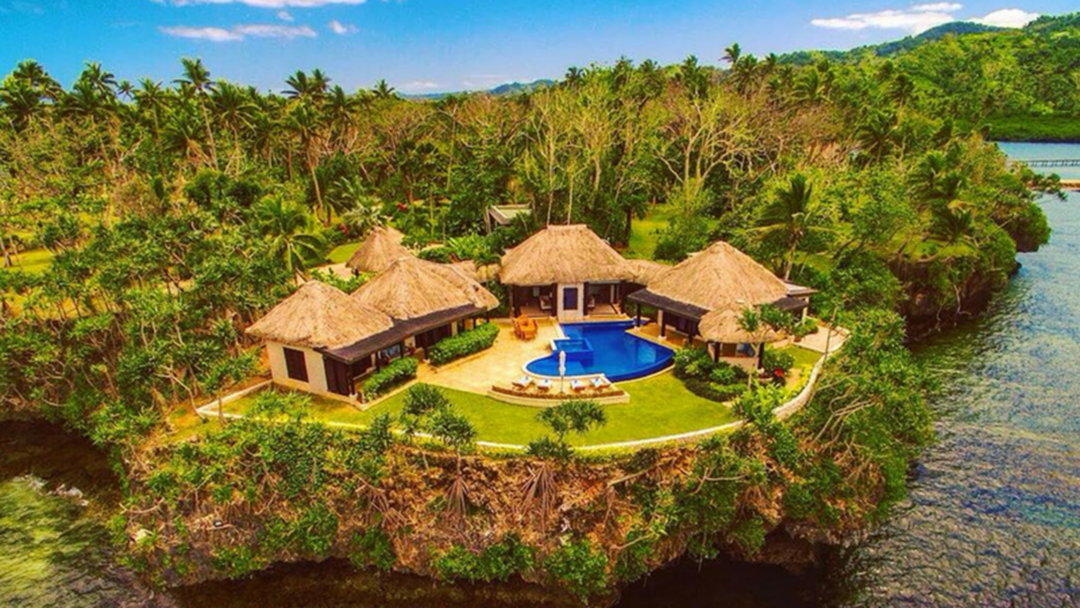 Your dream to live on a private island could be a reality for JUST $25!