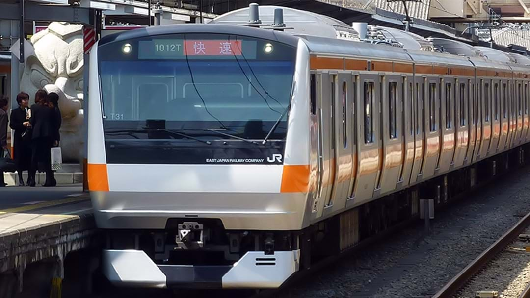Japanese Rail Company Issues Apology After Train Leaves A Whole 20 Seconds Early