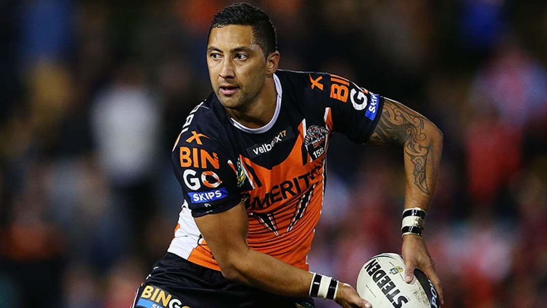 Benji Marshall Opens Up On Why He Left The Tigers In 2014