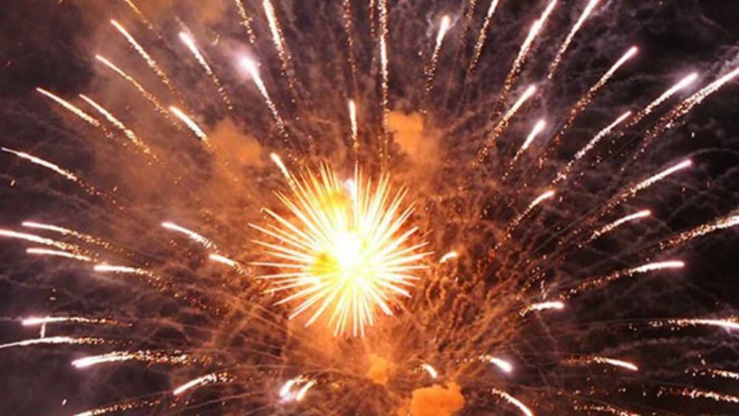 Fireworks Return To Raymond Terrace