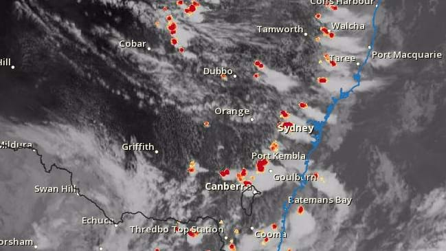 Severe Thunderstorms Could Be Hitting Western Sydney