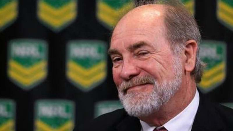 John Grant to stand down as ARL Commission chairman