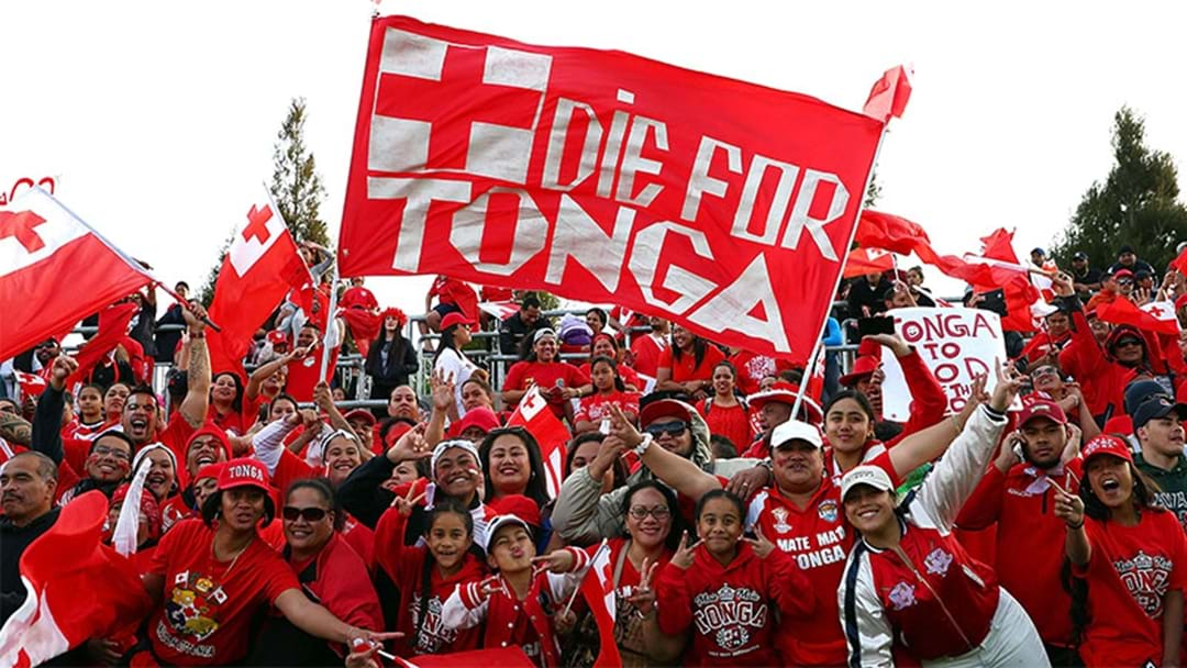 Tongan Fans Banned From Auckland Airport