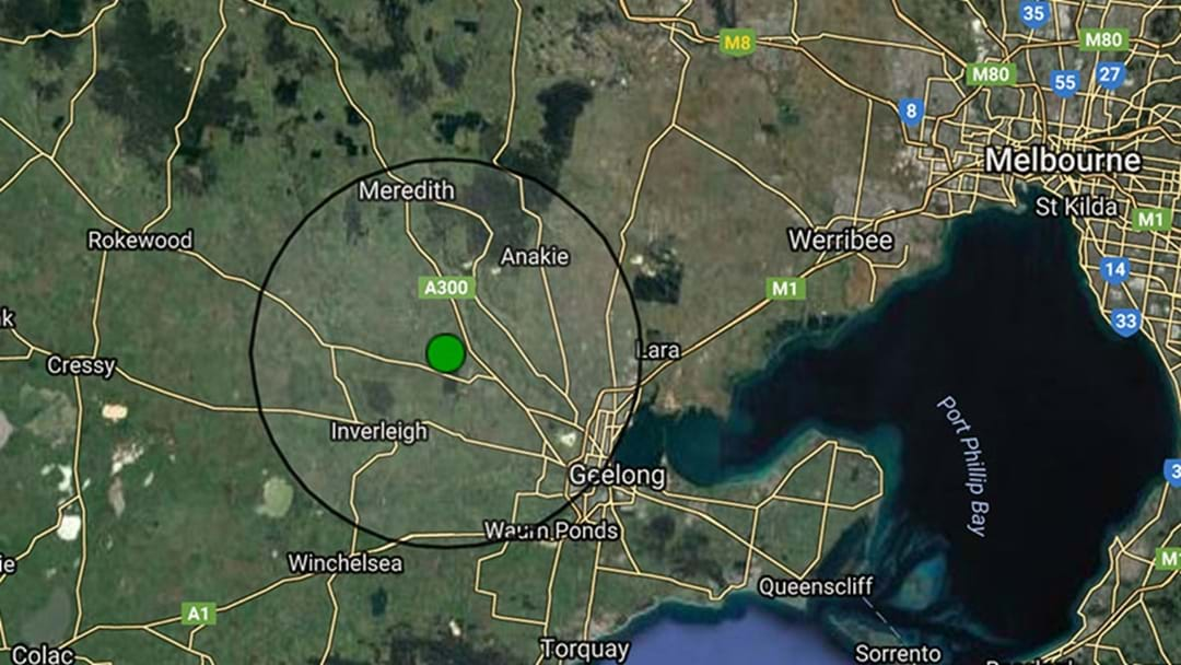 Geelong Hit By Early Morning Earthquake