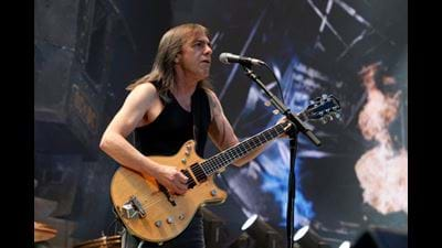 AC/DC's Malcolm Young Passes Away Aged 64