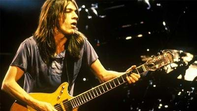 AC/DC's Malcolm Young dies aged 64