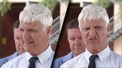 Bob Katter's Extraordinary Rant About Crocs Goes Global