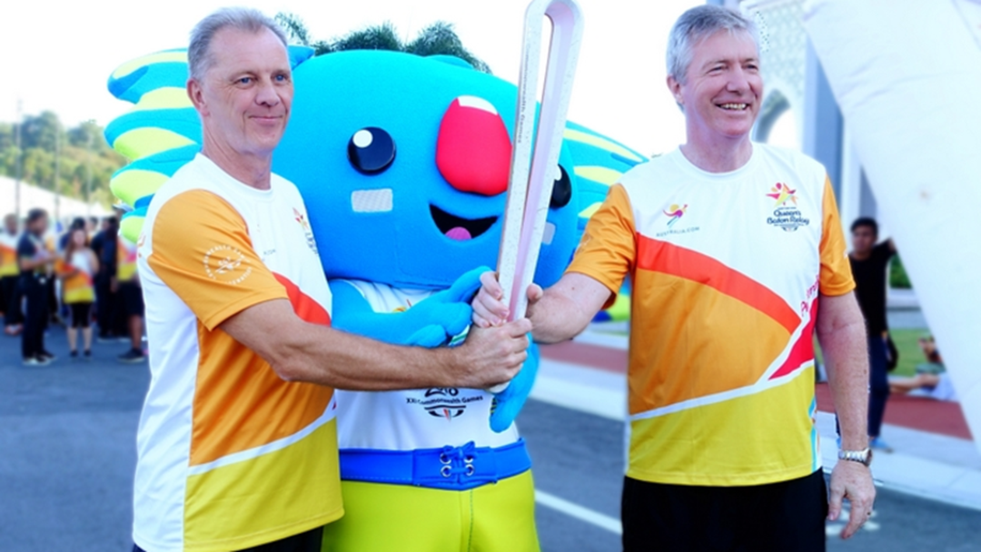 The Townsville Queen Baton Relay Map Released