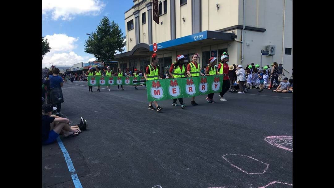 NF MCDONNELL AND SONS MOUNT GAMBIER CHRISTMAS PARADE WINNERS 2017
