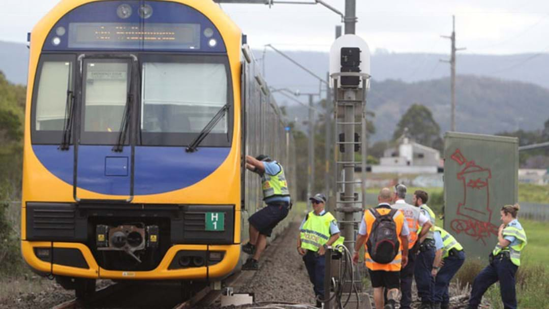 Delays After Person Hit And Killed By Train