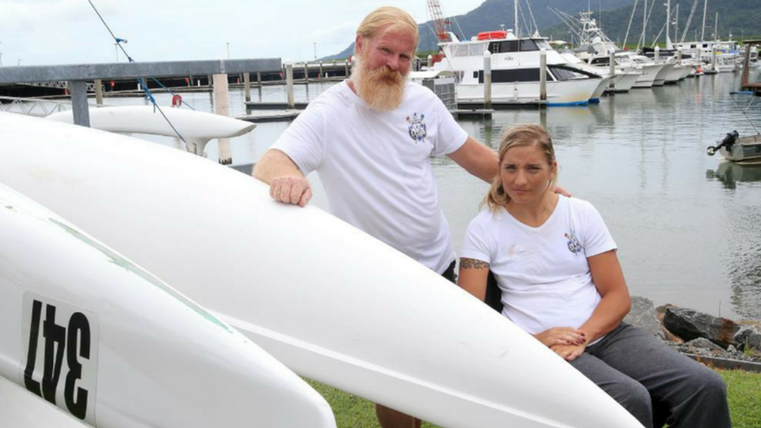 Man Rows From Coffs Harbour to New Zealand for Wife