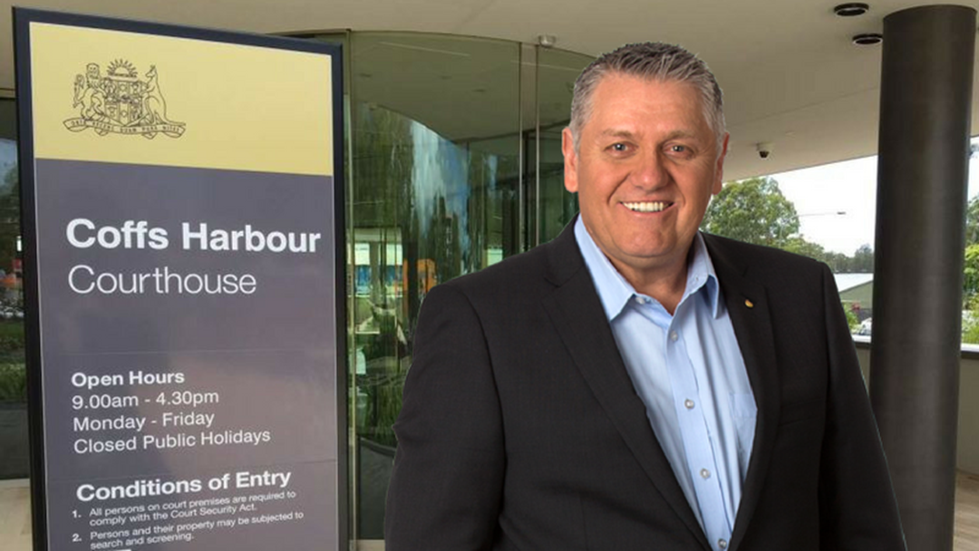 Ray Hadley Speak Out About Coffs Harbour Magistrate