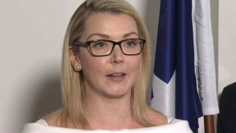Citizenship crisis: Senator Skye Kakoschke-Moore resigns after announcing British citizenship