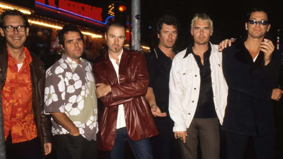 Who Influenced The Influencers? INXS Recall The Massive Celebrity Names That Got In Touch