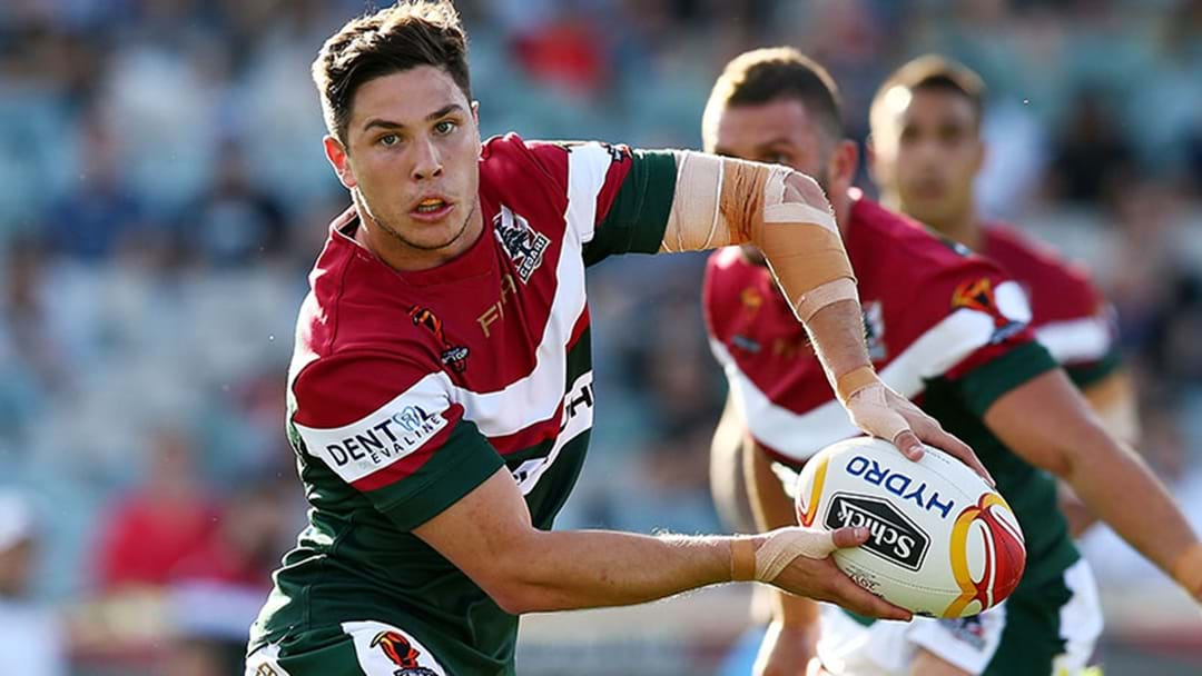 Brad Fittler's Huge Origin Endorsement For Mitchell Moses