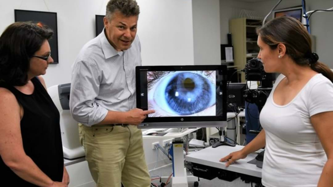 Visionary Glaucoma Research Will Help Save Sight Of Millions