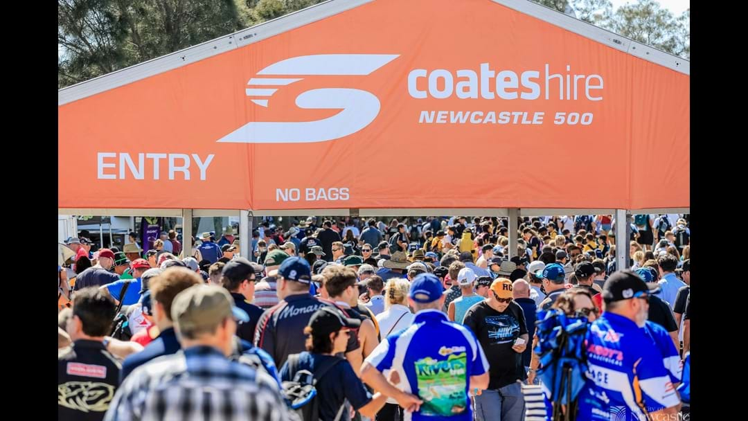 The Coates Hire Newcastle 500 Is Back For 2019