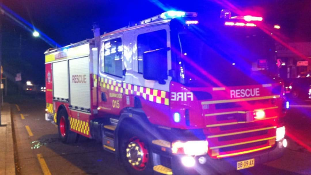 Two People Treated By Paramedics As Fire Destroys Home In Ormeau