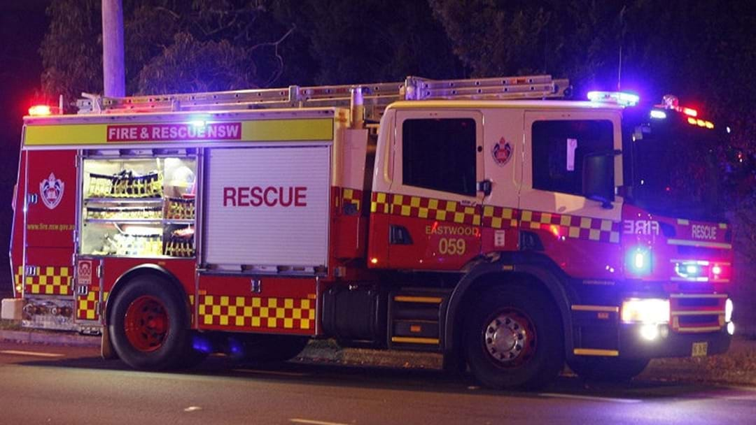 Man Dies In Unit Fire In Sydney's South-East