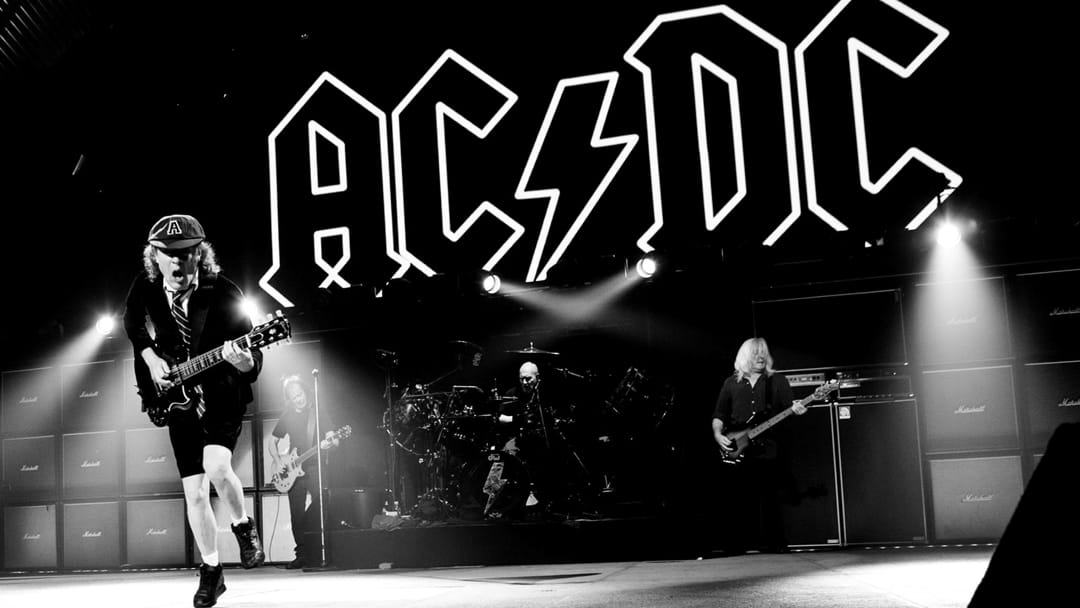 AC/DC Back In The Charts
