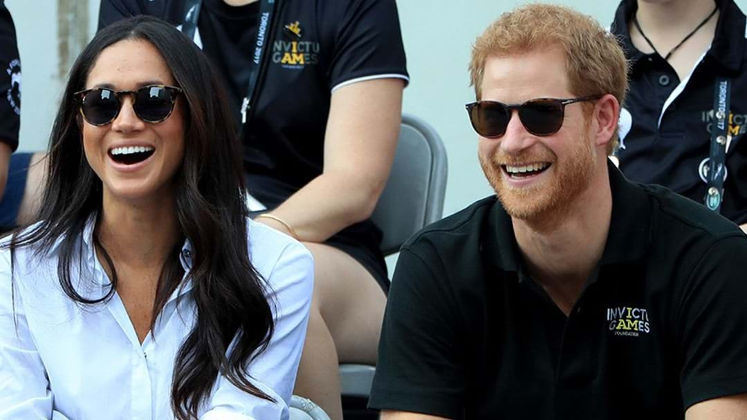 The Royal Palace Announce Prince Harry & Megan Markle's Engagement!