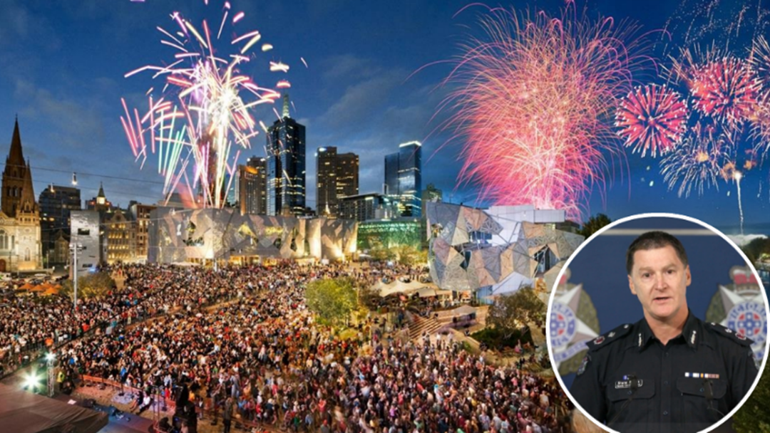 Accused Wanted Automatic Rifle For NYE Terror Attack At Federation Square