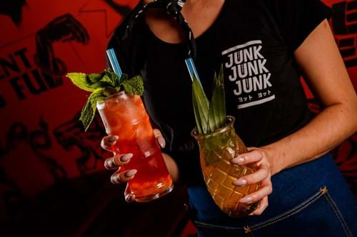 Your First Look At Junk Broadbeach Ahead Of It S Opening