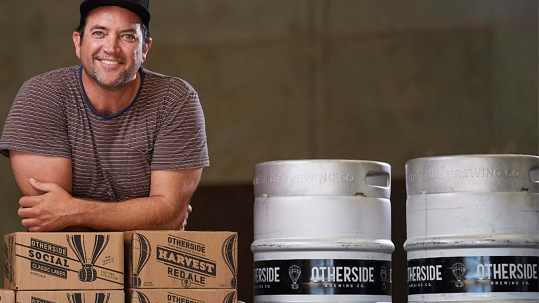 This Bloke Owns A Brewery And He Wants You To Own It With Him