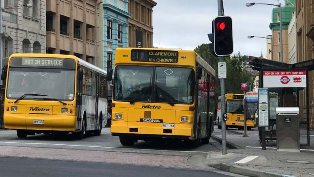 Construction Causes Hobart Traffic Changes