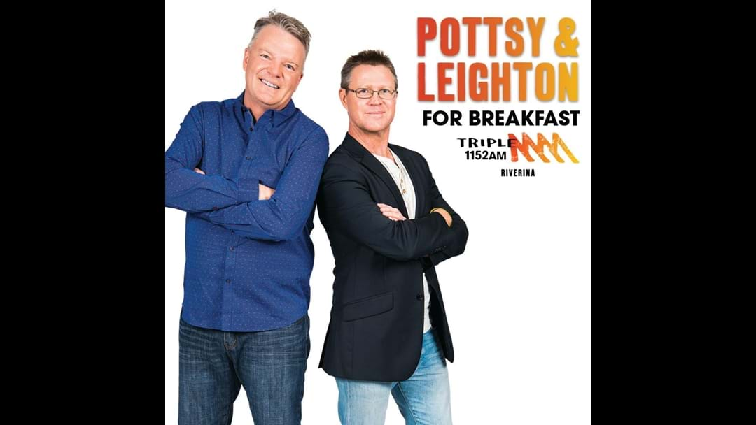 Pottsy & Leighton - Catch Up  Monday December 4
