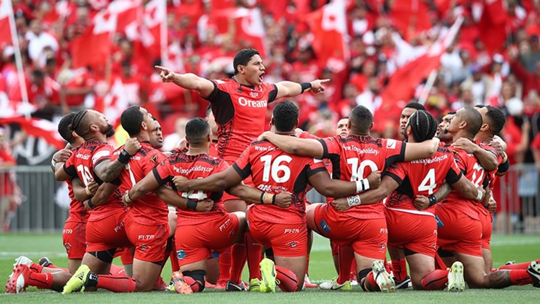 Tonga and Lebanon The Big Movers In Latest Rugby League World Rankings