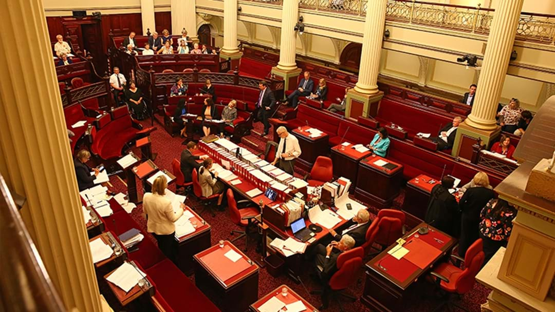 Euthanasia Bill Passes Victoria's Lower House