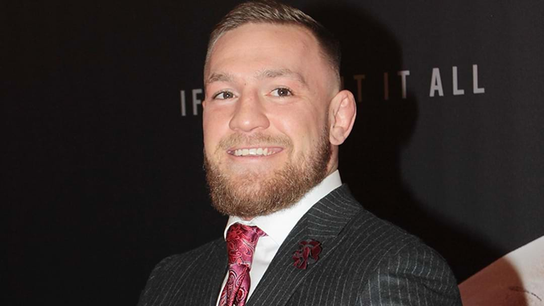 Conor McGregor Is Getting Absolutely Rinsed For This Instagram Post