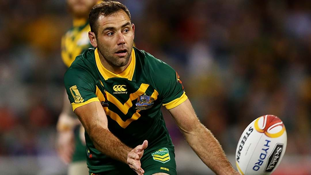 Cameron Smith Named Best In The World For 2017