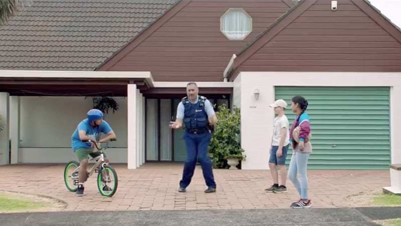 NZ Police releases new recruitment campaign video
