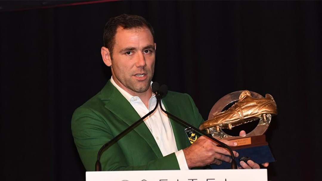 Cameron Smith Aiming To Break 25-Year Record After Golden Boot Win