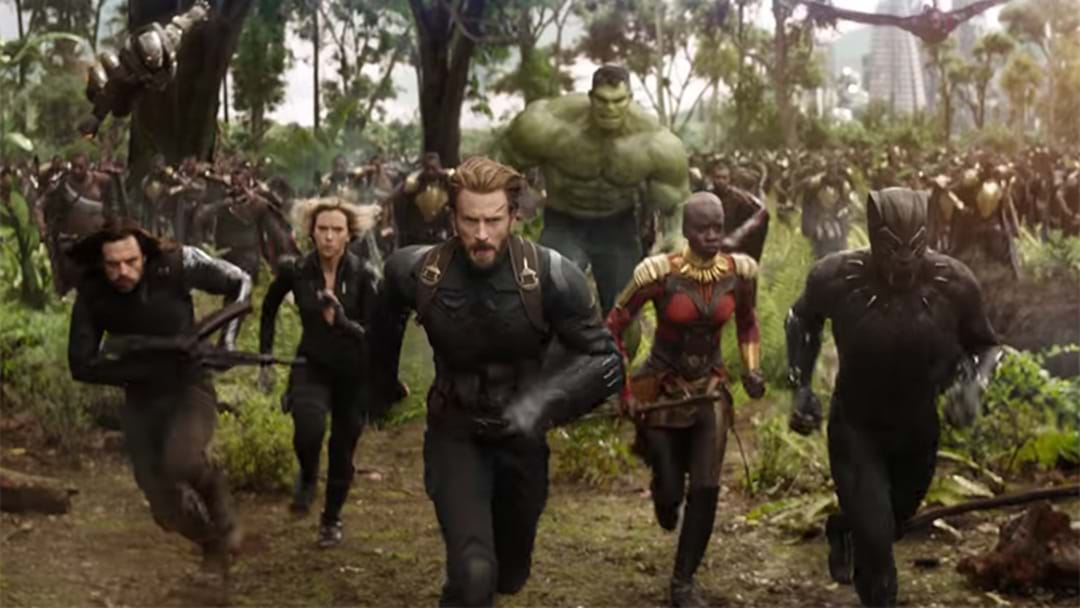 Thanos Arrives In The First Official 'Avengers: Infinity War' Trailer