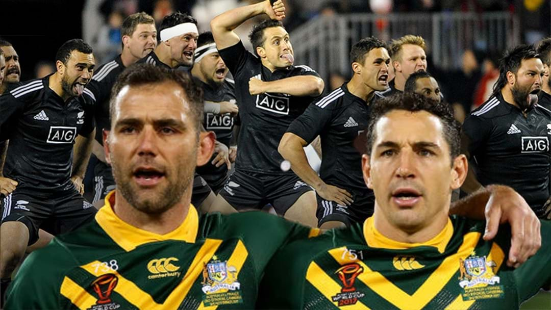 """It's Going To Happen For Sure"" - The Kangaroos v The All Blacks Will Happen"