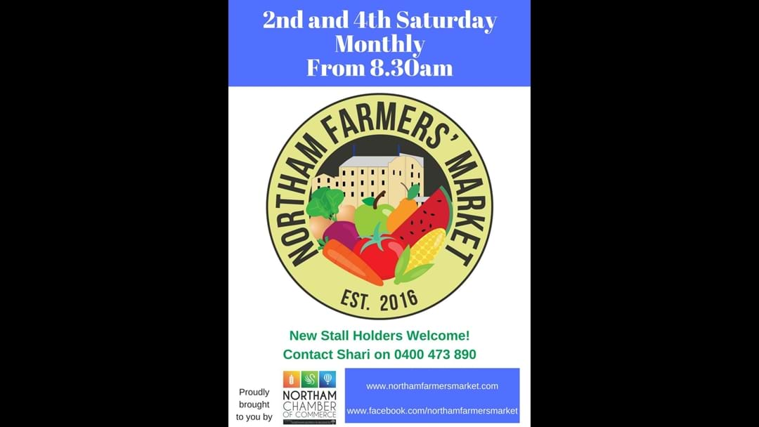 Northam Community Markets