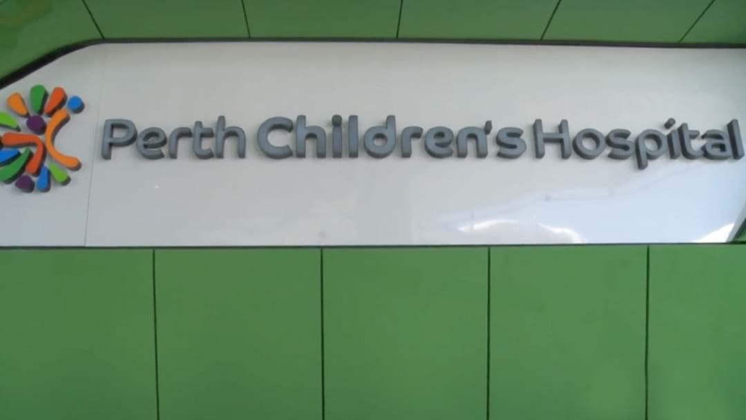 Can't Help But Vent Our Frustrations Behind The Perth Children's Hospital
