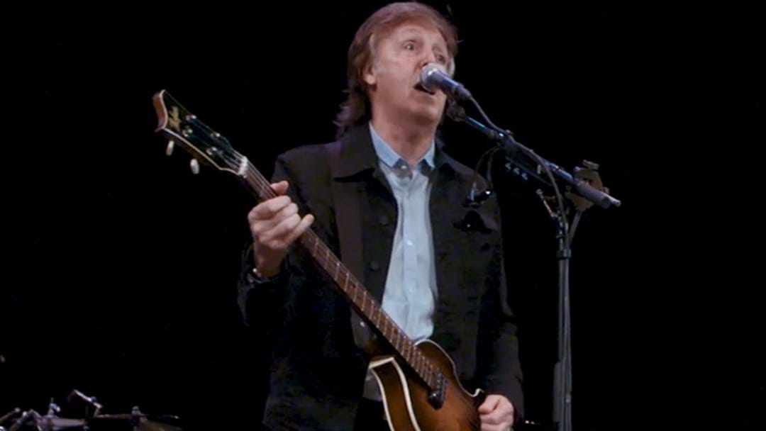 Live Review: Paul McCartney Live In Melbourne